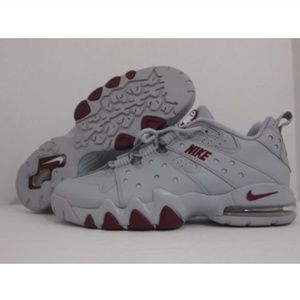Nike Air Max CB 94 Size 10.5 Wolf Grey Team Red